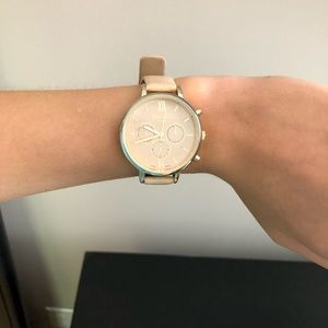 Accessories - nude watch